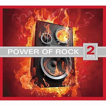 Forskellige kunstner - Power Rock [CD] USA import