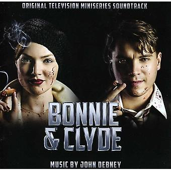 Various Artists - Bonnie and Clyde [Original Television Miniseries Soundtrack] [CD] USA import