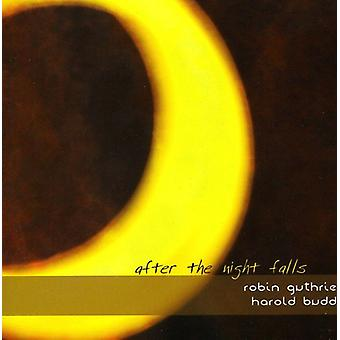 Guthrie/Budd - After the Night Falls [CD] USA import