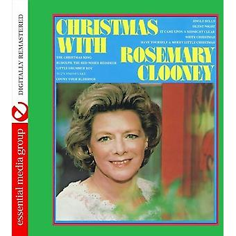 Rosemary Clooney - Boże Narodzenie z importu USA Rosemary Clooney [CD]