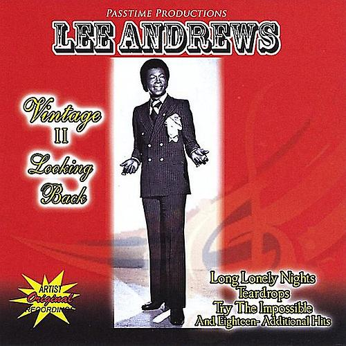 Lee Andrews - Looking Back Vintage 2 [CD] USA import