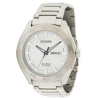 Citizen Eco-Drive Super Titanium Mens Watch AW0060-54A