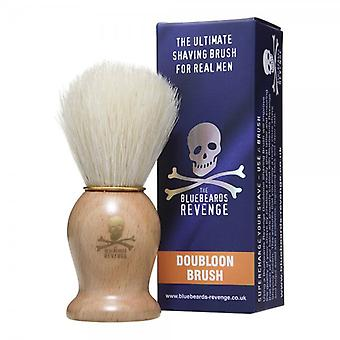 The Bluebeards Revenge The Bluebeards Revenge Wooden Handled Doubloon Brush