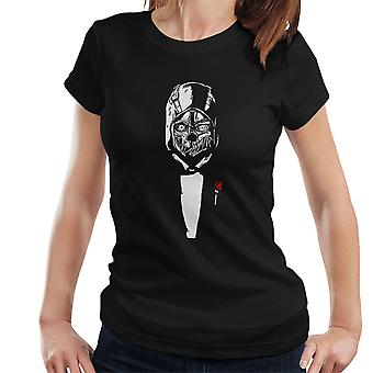Den vanæret én Corvo Attano Godfather Women's T-Shirt