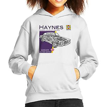 Haynes Besitzer Workshop manuelle 0242 Jaguar XJ6 Kinder Sweatshirt mit Kapuze
