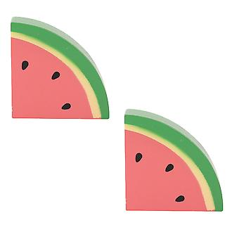 Bigjigs Toys Watermelon (Pack of 2)