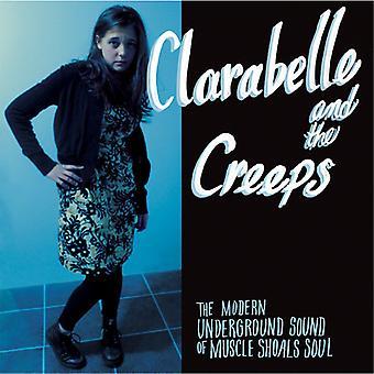Clara Belle & kryber - moderne Underground lyd af Muscle Shoals sjæl [CD] USA importerer