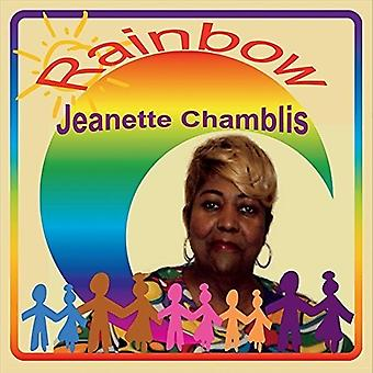 Jeanette Chamblis - Rainbow [CD] USA import