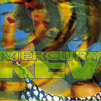 Mercury Rev - Yerself Is Steam [CD] USA import