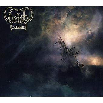 Geist - Galeere [CD] USA import