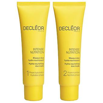 Decléor Paris Duo Masque Hydra Nutrition Intense 2x25ml nourrissant