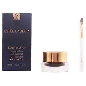 Estee Lauder Double Wear Stay - In - Place Gel Eyeliner # 02 - Stay Coffee 3 gr