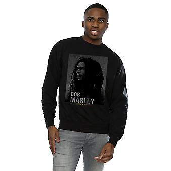 Bob Marley Men's Roots Rock Reggae Sweatshirt