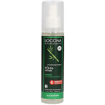 Logona Bamboo BlowDry Styler 150 ml (Hair care , Styling products)