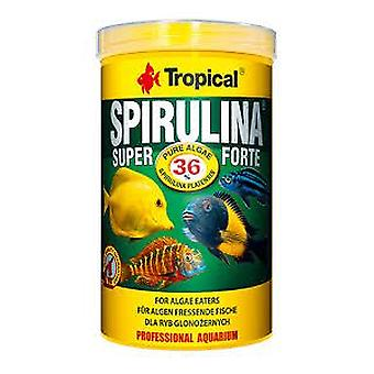 Tropical Super Spirulina Forte 250 Ml (Fish , Food , Warm Water)