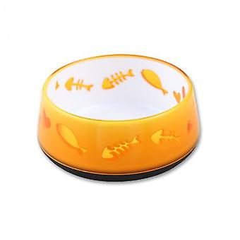 AFP Orange Cat bowl - 300ml (Cats , Bowls, Dispensers & Containers , Bowls)