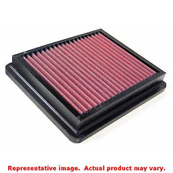 K&N Drop-In High-Flow Air Filter 33-2740 Fits:UNIVERSAL 0 - 0 NON APPLICATION S