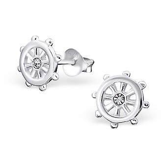 Roue - 925 Sterling Silver argenter cristal - W19324x