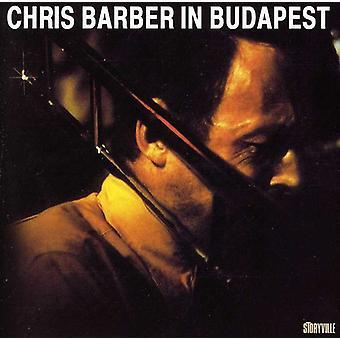 Chris Barber - i Budapest [CD] USA import