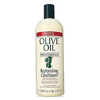 Økologiske rod olivenolie Professional efterfyldning Conditioner 1lt