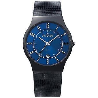 Skagen Men's Grenen Watch T233XLTMN