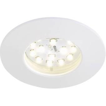 LED bathroom recessed light 5 W Warm white Briloner