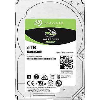 2.5 (6.35 cm) internal hard drive 5 TB Seagate BarraCuda Bulk