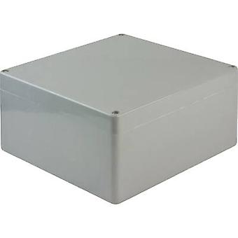Universal enclosure 360 x 360 x 91 Polyester Silver-grey (RAL
