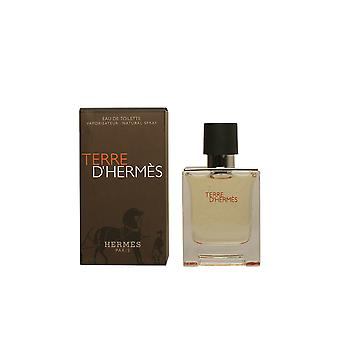 Hermes Terre D'hermes Eau De Toilette Vapo 50ml Mens New Perfume Fragrance Spray
