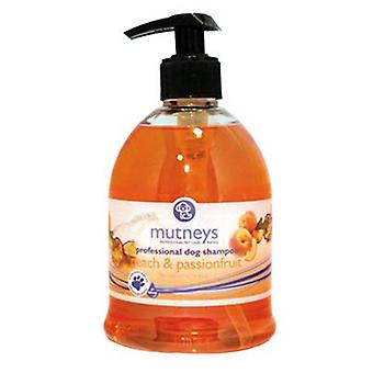 Mutneys Peach & Passionfruit General Purpose Shampoo 500ml