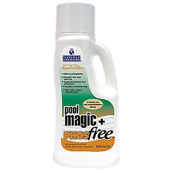 Natural Chemistry 05141 Pool Magic PhosFree 1 Liter
