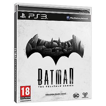 Batman afslørende serie PS3 spil
