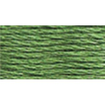 DMC 6-Strand Embroidery Cotton 100g Cone-Pistachio Green Medium