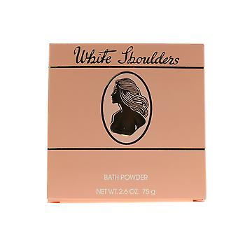 White Shoulders 'Bath Powder'  2.5oz/75g New In Box
