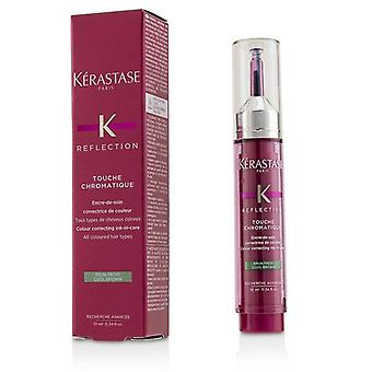 Kerastase Reflection Touche Chromatique Colour Correcting Ink-in-care - # Cool Brown (all Coloured Hair Types) - 10ml/0.34oz