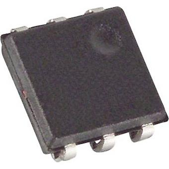 Linear IC - Maxim Integrated DS2413P + programmable de commutateur Programmable LSOJ 6