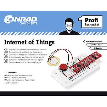 Course material Conrad Components Profi Lernpaket Internet of Things 10215 14 years and over