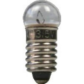 Dashboard bulb 4.5 V 0.90 W Base E5.5 Clear 9044