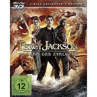 Blu-ray 3D Percy Jackson - Im Bann des Zyklopen Collectors Edition (+ 2D-versjonen) FSC: 12