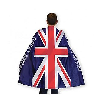 Union Jack Wear Union Jack Cape