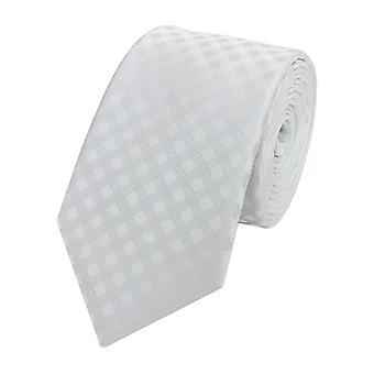 Tie tie tie tie narrow 6cm white diamonds look Fabio Farini