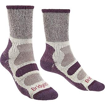 Bridgedale Womens Hike Lightweight Coolmax Walking Socks