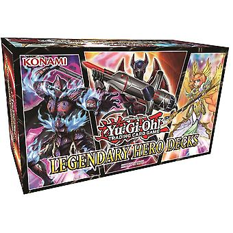 Yu-Gi-Oh! -Legendary Hero Decks Card Game