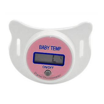 Fever Thermometer Soother Thermometer Pink
