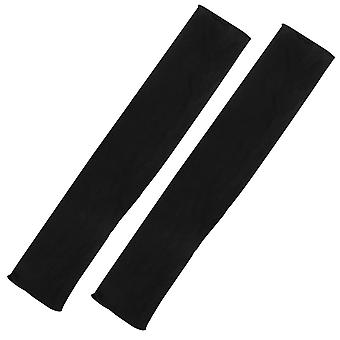 TRIXES ファッション レディース長袖手袋黒指なし手袋スタイリッシュなオペラ レトロ