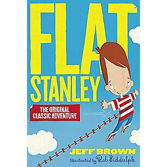 Flat Stanley by Jeff Brown - 9781405288101 Book