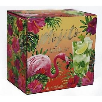 Tropical Mojito Cocktail Gift Set
