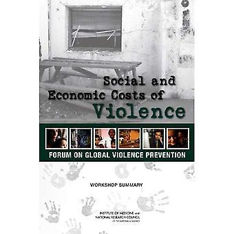 Sosiale og økonomiske kostnadene av vold