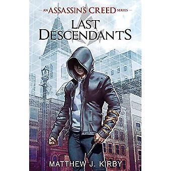 Last Descendants: An Assassin's Creed Novel Series (Last Descendants (Paperback))