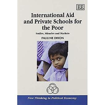 Aiuti internazionali e scuole Private per i poveri: sorrisi, miracoli e mercati (nuovo pensare in economia politica...